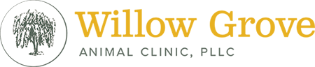 Willow Grove Animal Clinic Mobile logo